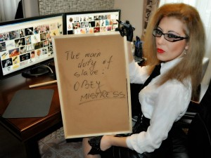 main duty of slave is to obey